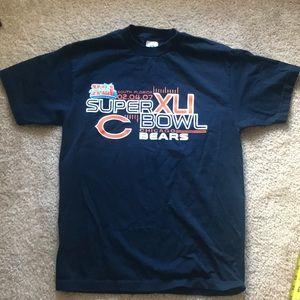 Chicago Bears Super Bowl tee